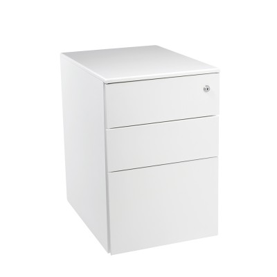 Easy Mobile 2P+1file Satin White