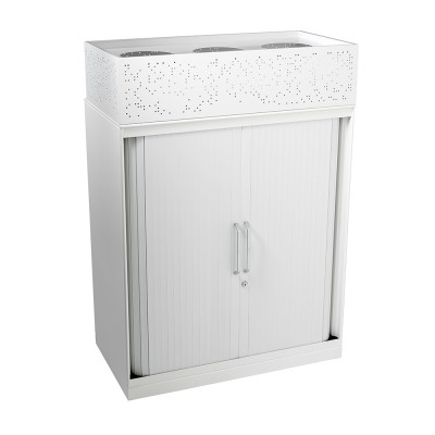 Celia Planter box 200H x 900W x 500D white