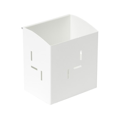 Pen Holder white 90W x 62D x 100H
